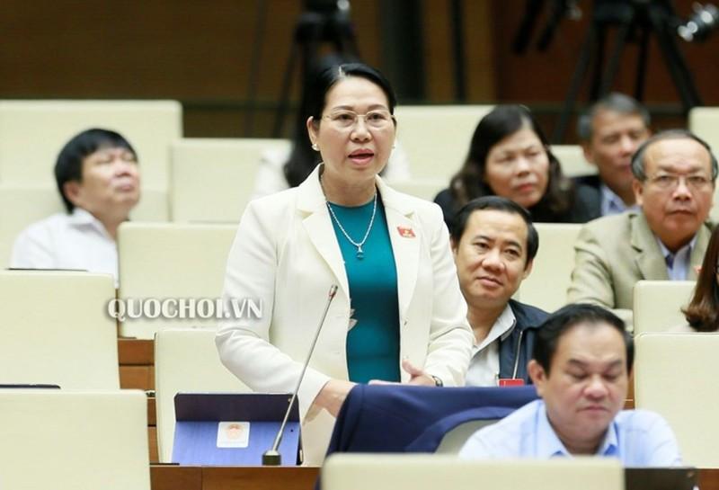 'Không ít đại biểu suốt nhiệm kỳ ngán ngại phát biểu' - ảnh 1