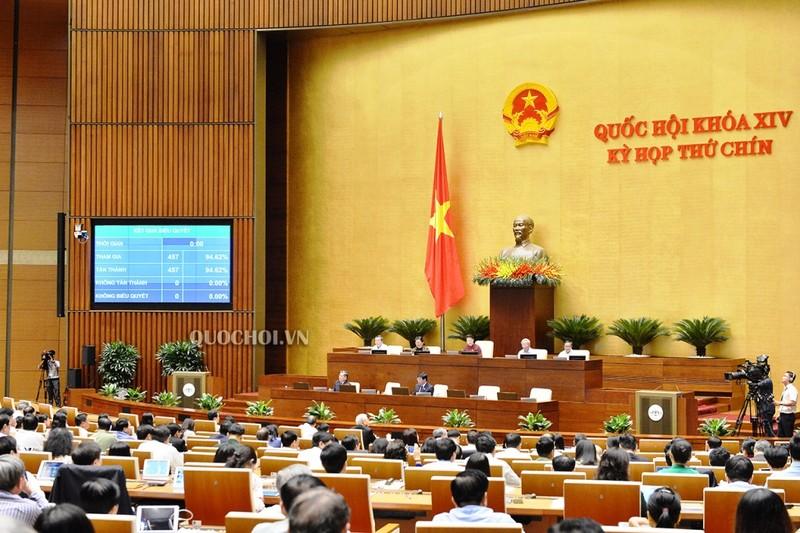 Quốc hội thông qua Nghị quyết phê chuẩn EVFTA và EVIPA - ảnh 2