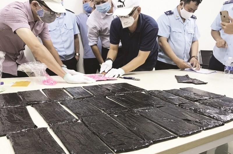 Cục Điều tra, chống buôn lậu: Triệt phá nhiều vụ án ma túy lớn - ảnh 1