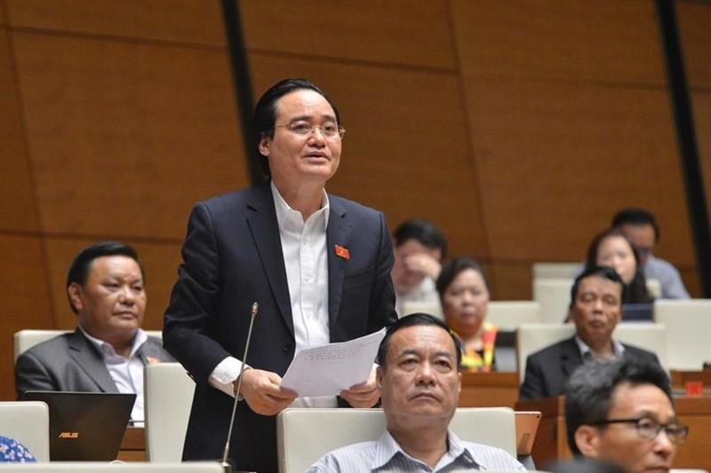 """Bộ trưởng Phùng Xuân Nhạ: """"Chúng tôi đã trả lại tiền..."""" - ảnh 2"""