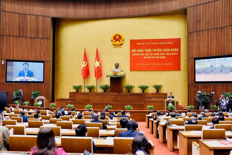 Ông Phạm Minh Chính giải thích vì sao chưa sửa Điều lệ Đảng - ảnh 2