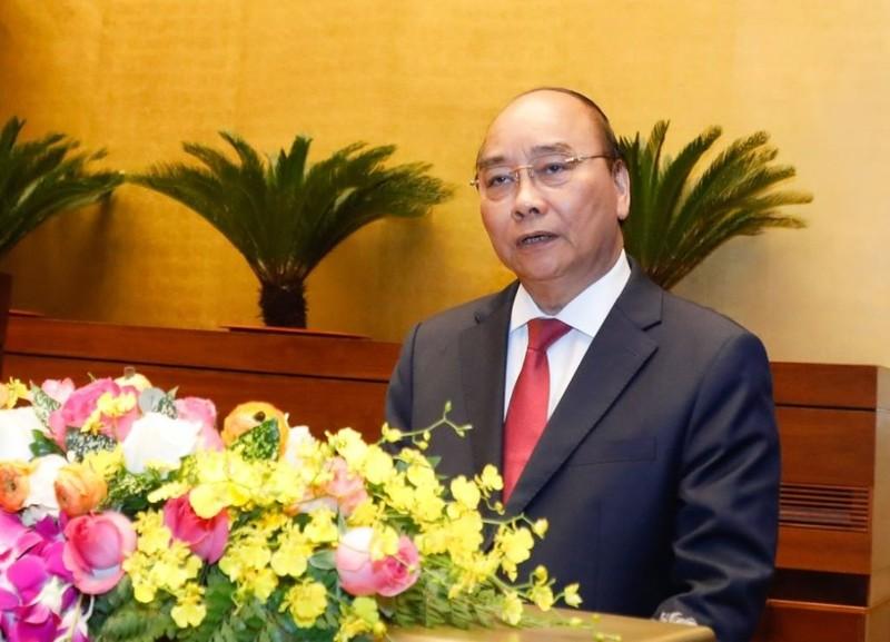 Quốc hội miễn nhiệm Thủ tướng đối với ông Nguyễn Xuân Phúc  - ảnh 2