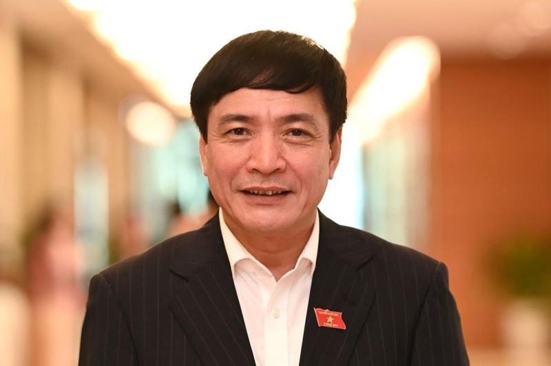 Bí thư Đắk Lắk Bùi Văn Cường làm Tổng thư ký Quốc hội - ảnh 1