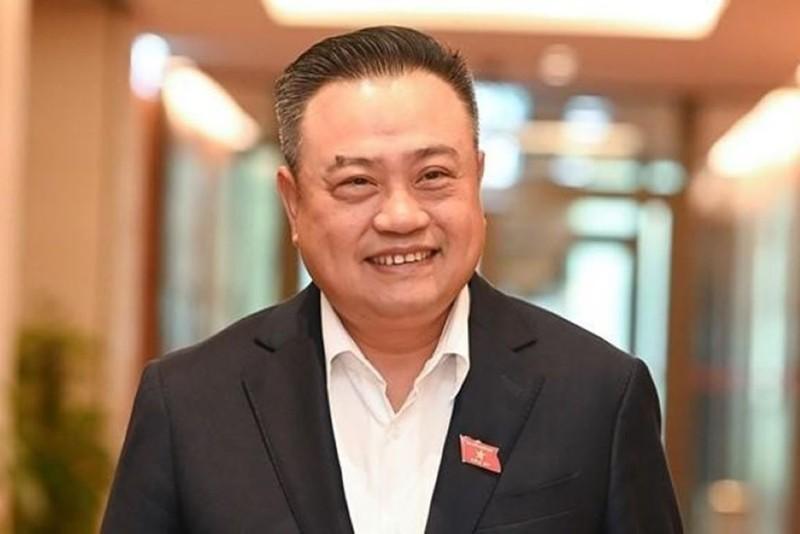 Bí thư Đắk Lắk Bùi Văn Cường làm Tổng thư ký Quốc hội - ảnh 2