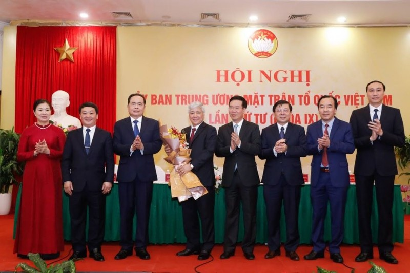 Tân Chủ tịch MTTQ Việt Nam: 'Cán bộ thấu hiểu, gắn bó với dân' - ảnh 2