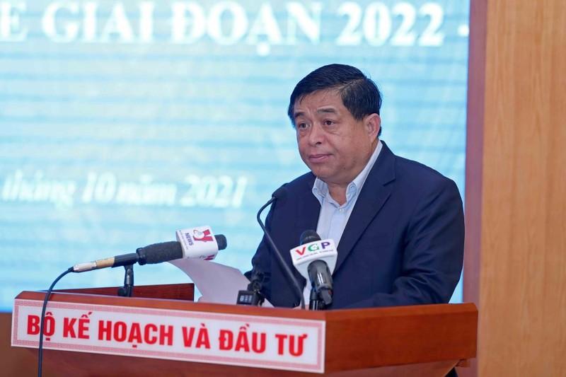 Bộ trưởng Nguyễn Chí Dũng: Độ phủ vaccine khả quan là điều kiện tốt để mở cửa - ảnh 1