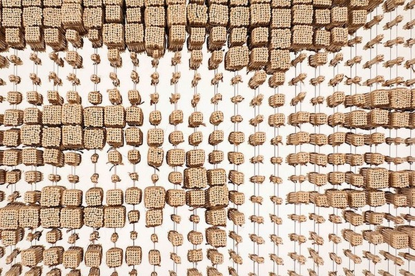 Ngỡ ngàng với chân dung Thành Long được làm từ 64.000 chiếc đũa - ảnh 11