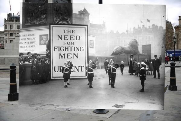 Chiến tranh thế giới thứ nhất: Ngày ấy và bây giờ - ảnh 10