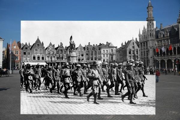 Chiến tranh thế giới thứ nhất: Ngày ấy và bây giờ - ảnh 3