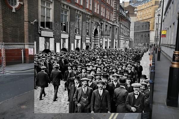 Chiến tranh thế giới thứ nhất: Ngày ấy và bây giờ - ảnh 5