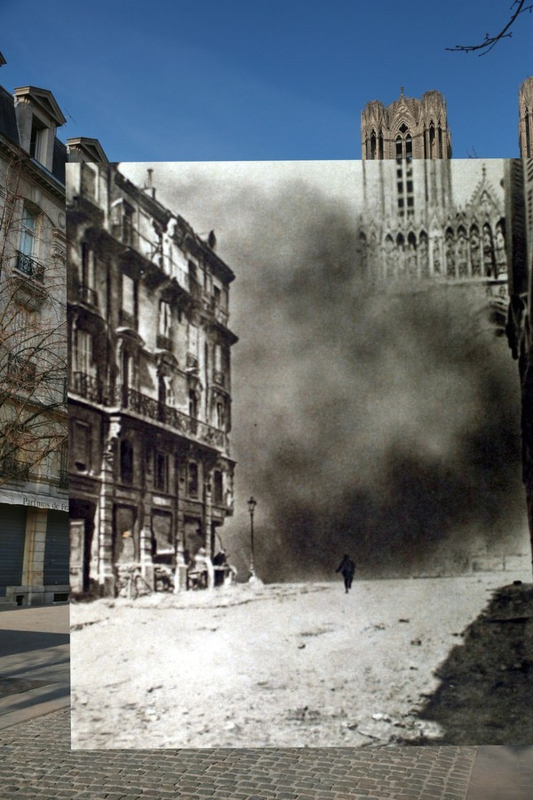 Chiến tranh thế giới thứ nhất: Ngày ấy và bây giờ - ảnh 7
