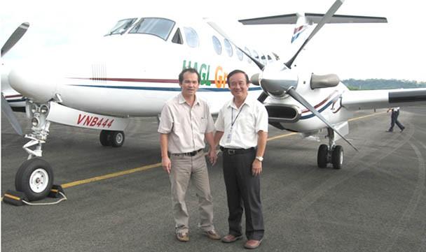 10 đại gia Việt 'mất' 22 chiếc máy bay - ảnh 1