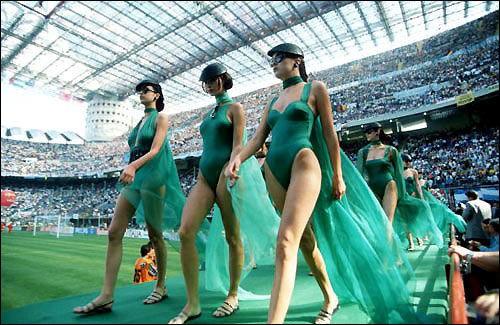 Những hình ảnh ấn tượng tại các lễ khai mạc World Cup - ảnh 12