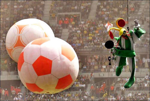 Những hình ảnh ấn tượng tại các lễ khai mạc World Cup - ảnh 14