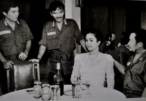 Cuộc đời Thương Tín, diễn viên Thương Tín, hôn nhân, tình yêu, gia đình