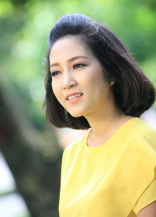 Ca sĩ Thanh Thúy hạnh phúc với cuộc hôn nhân thứ hai - ảnh 1