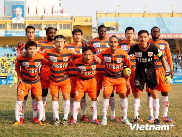AFC gia hạn cấm thi đấu với 9 cầu thủ cá độ Ninh Bình - ảnh 1
