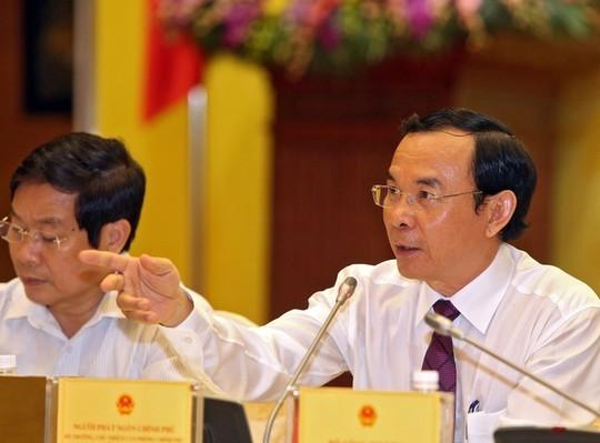 Bộ trưởng, Chủ nhiệm Văn phòng Chính phủ Nguyễn Văn Nên cho biết việc chuẩn bị hồ sơ pháp lý khởi kiện Trung Quốc hạ đặt trái phép giàn khoan Hải Dương 981 vẫn đang được thực hiện.
