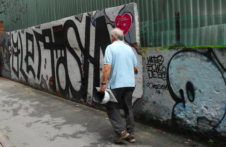 Chùm ảnh: Có một hẻm Graffiti như nước ngoài tại Sài Gòn - ảnh 3