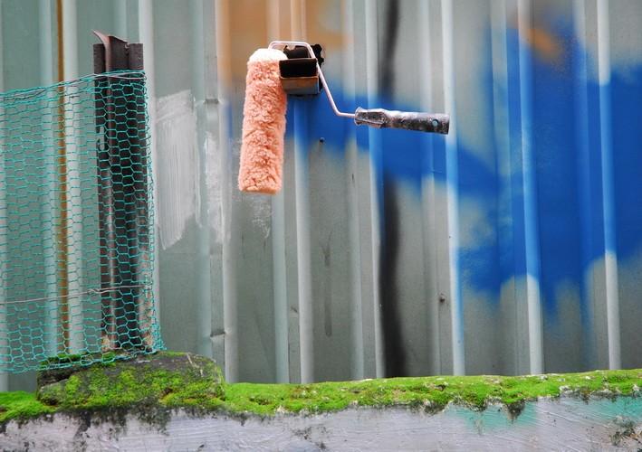 Chùm ảnh: Có một hẻm Graffiti như nước ngoài tại Sài Gòn - ảnh 8
