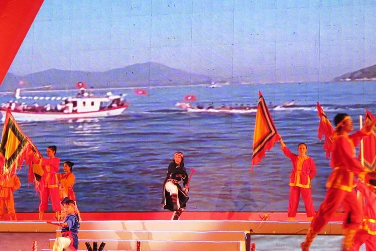 Liên hoan Quốc tế võ cổ truyền Việt Nam: Bừng sáng hào khí Tây Sơn - ảnh 10