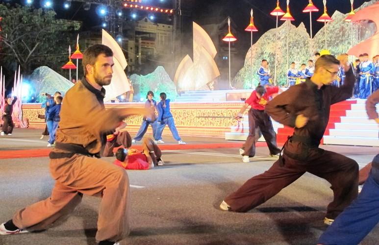 Liên hoan Quốc tế võ cổ truyền Việt Nam: Bừng sáng hào khí Tây Sơn - ảnh 11