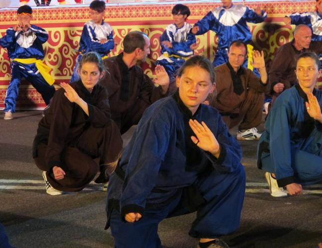Liên hoan Quốc tế võ cổ truyền Việt Nam: Bừng sáng hào khí Tây Sơn - ảnh 13
