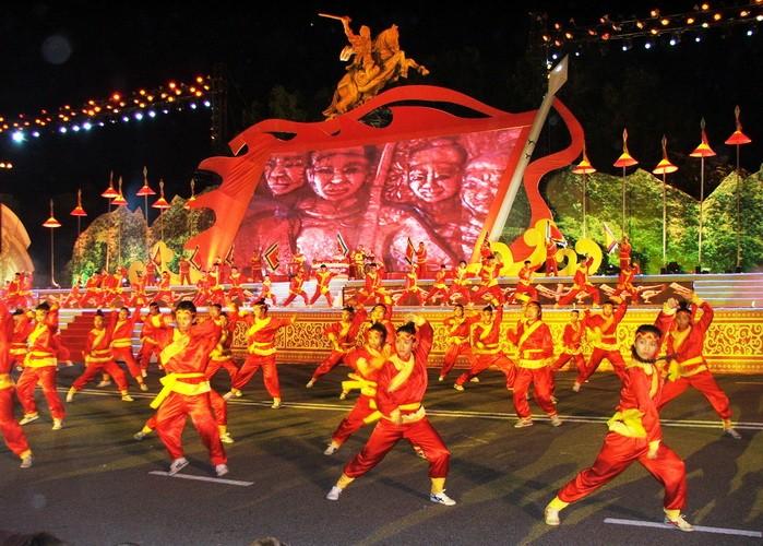 Liên hoan Quốc tế võ cổ truyền Việt Nam: Bừng sáng hào khí Tây Sơn - ảnh 16