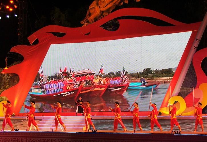 Liên hoan Quốc tế võ cổ truyền Việt Nam: Bừng sáng hào khí Tây Sơn - ảnh 17