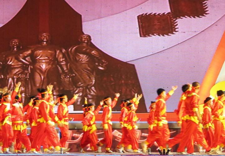 Liên hoan Quốc tế võ cổ truyền Việt Nam: Bừng sáng hào khí Tây Sơn - ảnh 1