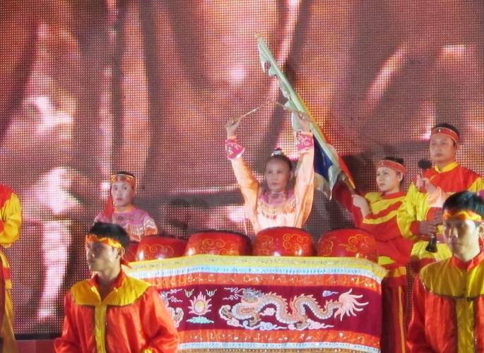 Liên hoan Quốc tế võ cổ truyền Việt Nam: Bừng sáng hào khí Tây Sơn - ảnh 4