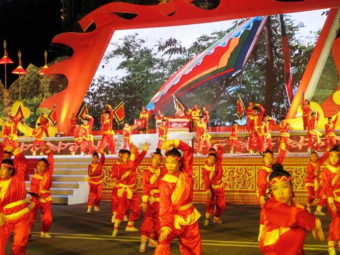 Liên hoan Quốc tế võ cổ truyền Việt Nam: Bừng sáng hào khí Tây Sơn - ảnh 5