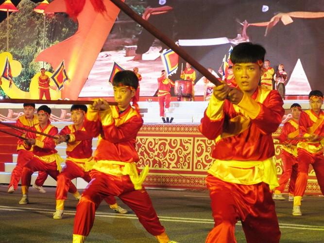 Liên hoan Quốc tế võ cổ truyền Việt Nam: Bừng sáng hào khí Tây Sơn - ảnh 6