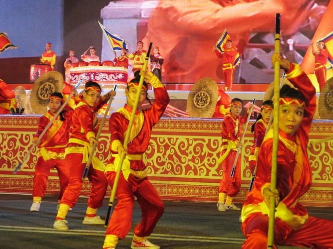 Liên hoan Quốc tế võ cổ truyền Việt Nam: Bừng sáng hào khí Tây Sơn - ảnh 7