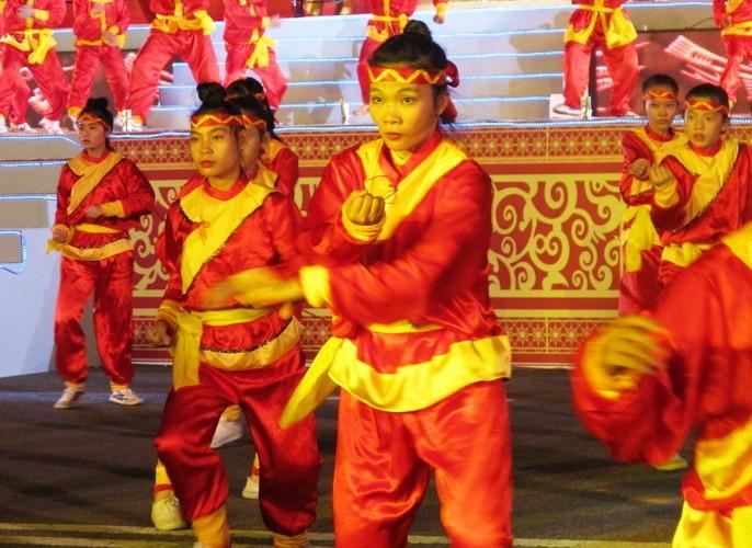 Liên hoan Quốc tế võ cổ truyền Việt Nam: Bừng sáng hào khí Tây Sơn - ảnh 8