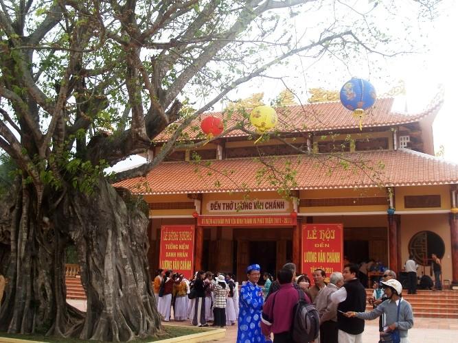 Cây bồ đề gần 200 năm tuổi ở Phú Yên trở thành cây di sản Việt Nam - ảnh 1