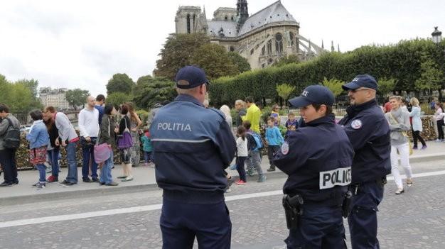Cướp mang súng tấn công hoàng tử Saudi Arabia giữa Paris - ảnh 1