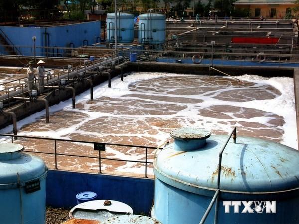 Hà Nội cấm đầu tư vào KCN chưa có hệ thống xử lý nước thải - ảnh 1