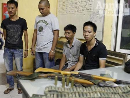 Lực lượng 141 Công an Hà Nội: Sẽ vẫn mãi là 'cú đấm thép' - ảnh 2