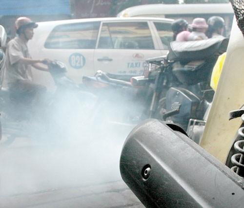 TP.HCM mắc bệnh lao cao nhất nước do ô nhiễm từ giao thông - ảnh 4