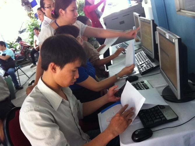Lập trung tâm thông tin về thuế để giảm thủ tục kê khai - ảnh 1