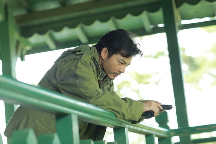 Trần Bảo Sơn dữ dằn trong phim 'Quyên' - ảnh 2