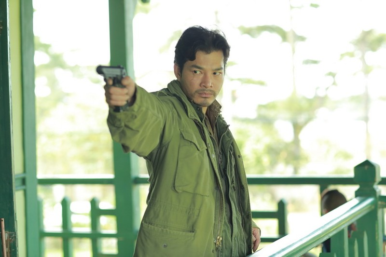 Trần Bảo Sơn dữ dằn trong phim 'Quyên' - ảnh 3