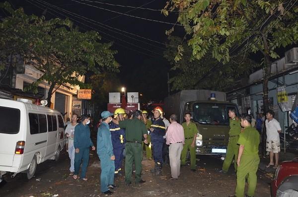 Nổ lớn ở quận 12, nhiều căn nhà bị hư hại, 7 người thương vong và mất tích - ảnh 3