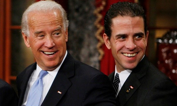 Con trai Phó Tổng thống Mỹ Biden bị đuổi khỏi hải quân vì ma túy - ảnh 1