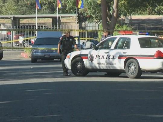 Xả súng tại California, 3 cảnh sát thương vong