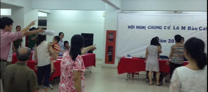 Trưởng Ban quản trị chung cư đăng facebook 'chửi' cư dân - ảnh 3