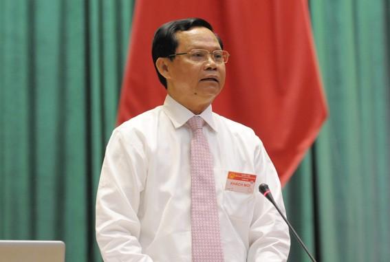 Thanh tra Chính phủ: Chưa có kết luận về vi phạm của ông Trần Văn Truyền - ảnh 1