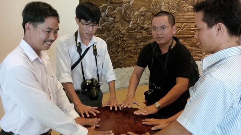 Bảo tàng Đà Nẵng tiếp nhận kỷ vật quý từ quân nhân - ảnh 2