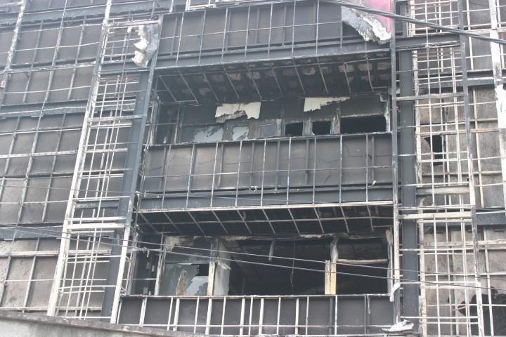 Đồng Nai: Sinh viên lại hoảng loạn vì trường học bùng cháy - ảnh 1